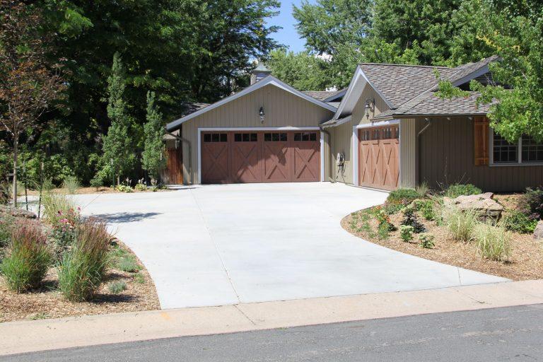 concrete driveway cleveland