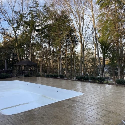 pool decks in cleveland